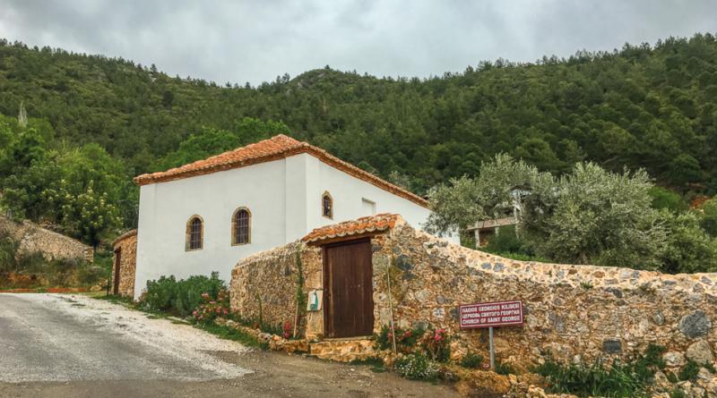 kirke i Alanya, St george kirken, Hagios kirken alanya, gammel græsk kirke alanya, Alanya græsk kirke, gratis oplevelser i Alanya, Alanya gratis oplevelser, seværdigheder i alanya, alanya gratis seværdigheder, historiske steder i Alanya