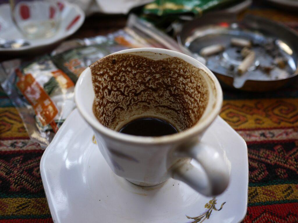 spå i tyrkisk kaffe, tyrkiske traditoner, traditioner fra Tyrkiet, opskrift på tyrkisk kaffe, tyrkisk overtro, overtro fra tyrkiet