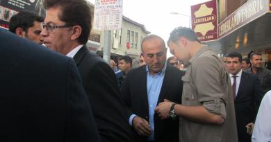 Tyrkiets udenrigsminister, Tyrkiets udenrigsminister fra alanya, Tyrkiets udenrigsminister i alanya, alanya dk, guide til alanya, tyrkisk politik