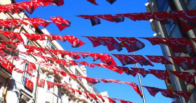 Republikkens dag i Tyrkiet, Republikkens dag i alanya, Republikkens dag, helligdage i tyriet, tyrksike heligdage