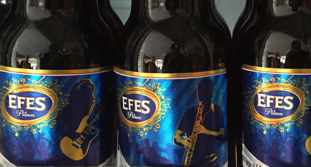 efes øl, Fes pilsner, tyrkisk øl , tyrkisk øl Efes, efes pilsner tyrkiet, øl fra tyrkiet, tyrkisk efes øl, fakta om efes øl,