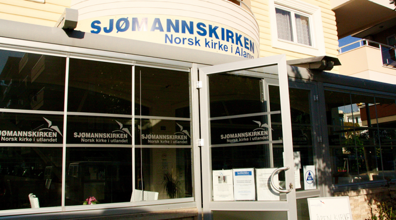 Sjømannskirke i Alanya, Sjømannskirke i cikcille. alanya Sjømannskirke , alanya norsk kirke