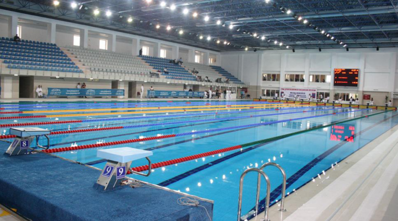 Alanyas Olympisk Svømmehal, alanya svømmehal, svømmehal alanya