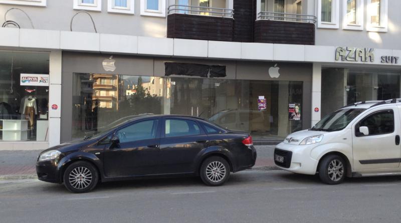 fake apple store, apple store alanya, alanya apple store