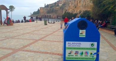 genbrug alanya, recycle alanya, genbrug i alanya, Alanya som grøn by, grønne ferie byer