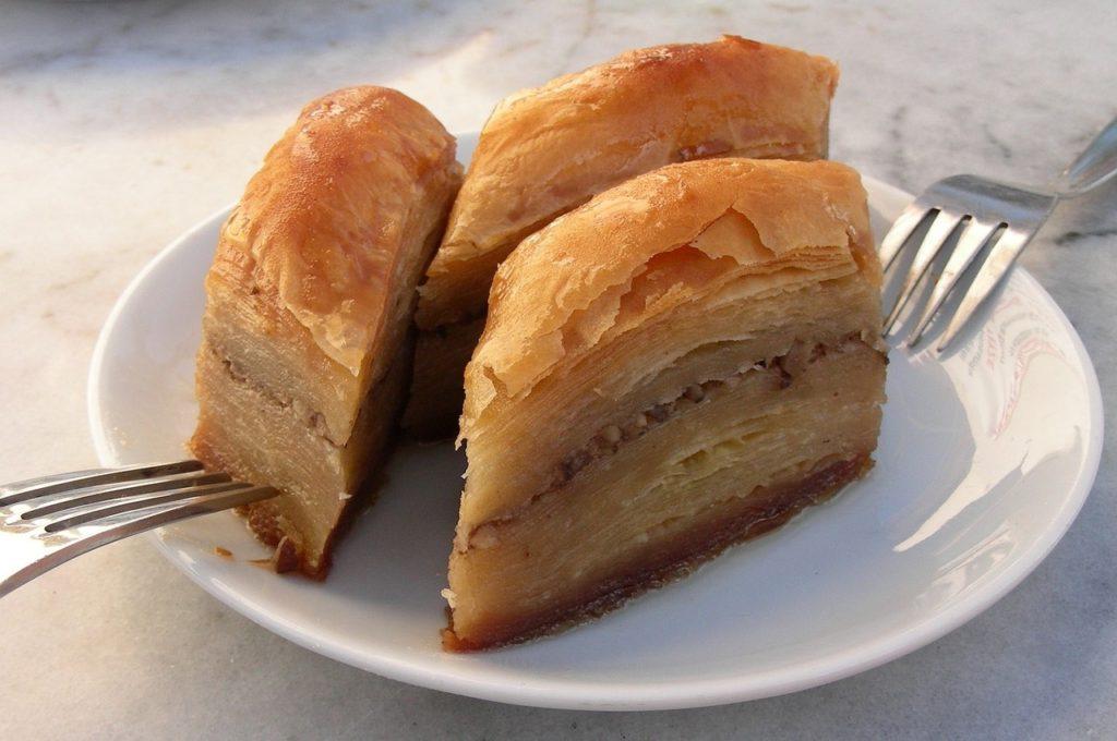 bakalva, tyrkiske desserter, desserter fra tyrkiet, baklava,
