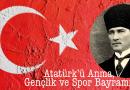 19 maj: Atatürks mindedag, ungdoms og sportsdag