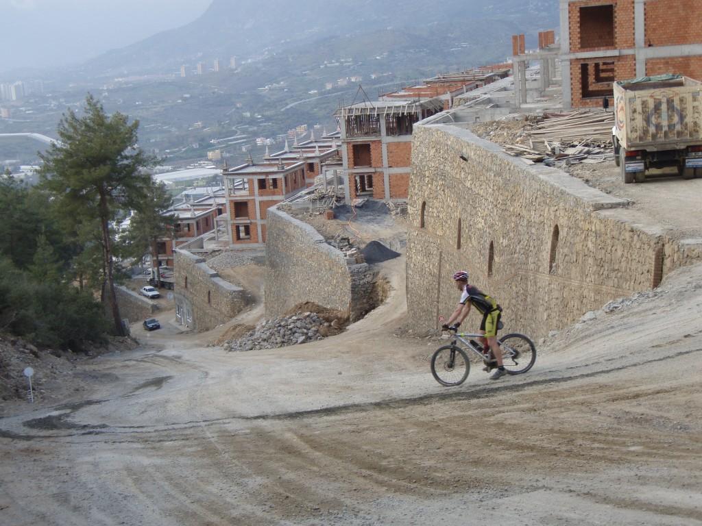 Mountainbike, Mountainbike alanya, Mountainbike Tyrkiet, sport i Alanya,