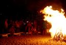 Et vellykket Sankt Hans på Mari Tiki Beach