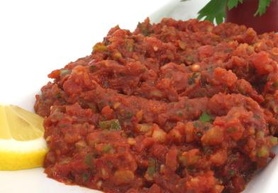3 opskrifter på Ezme (Tyrkisk tomat dip)