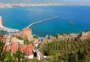 Alanya havn, seværdigheder i alanya, alanya seværdigheder, alanya red tower