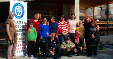 Tünel Cafe i Alanya: En Cafe med hjerte