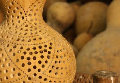 Kabak Lamba: Lamper lavet af tyrkiske græskar