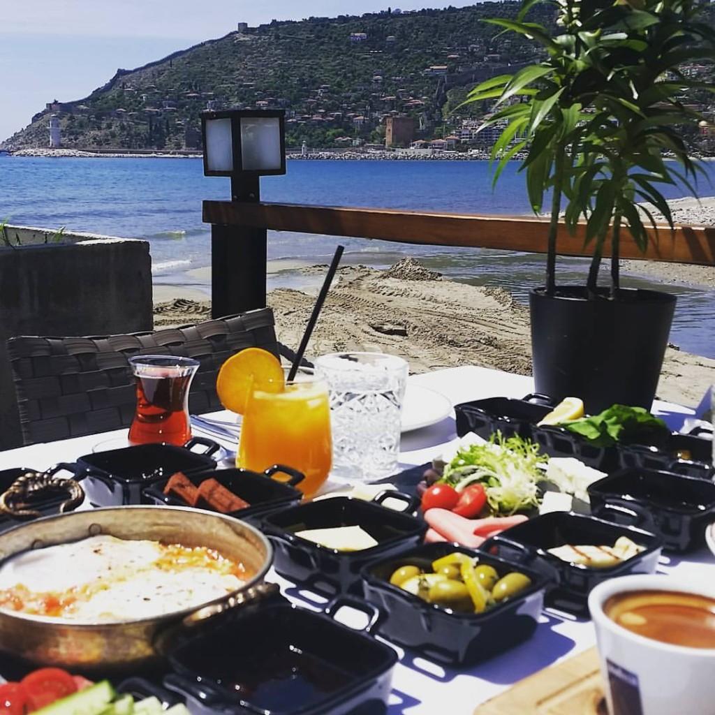 tyrkisk morgenmad, morgenmad fra tyrkiet, mad fra tyrkiet