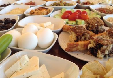 Spis som en ægte tyrker – morgen, middag og aften