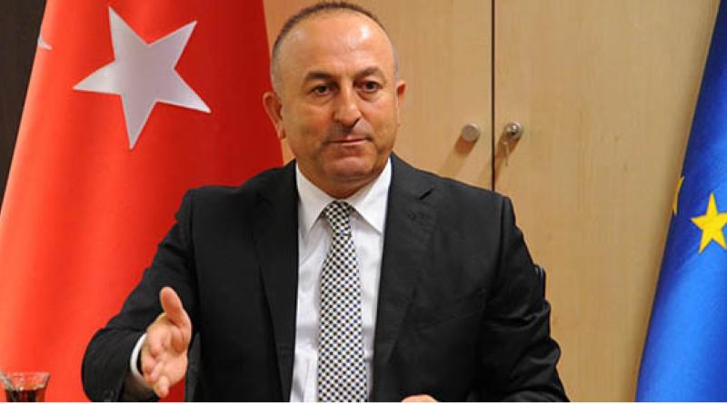 tyrkiets udenrigsminister, udenrigsminister mevlüt