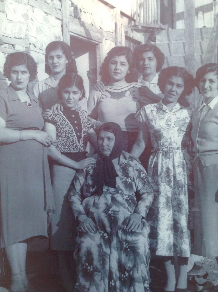 tyrkisk-familie-gamle-dage