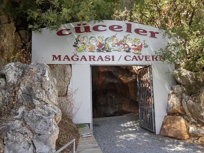 Cücemler grotten, dværg grotten, drypstensgrotte alanya, drypstensgrotte sapadere, drypstenshule sapadere, drypstenshule, drypstens grotte alanya, drypstensgrotte tyrkiet