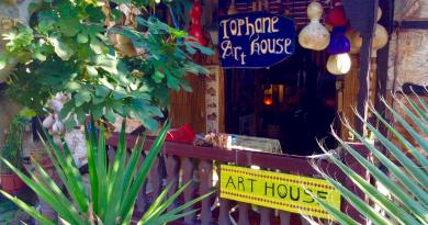 tophane art house, kunsthus alanya, alanya kunsthus