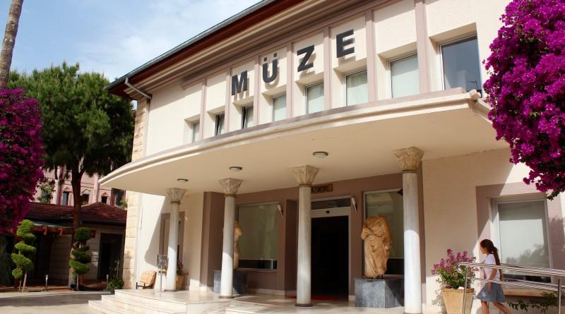 Alanyas Arkæologiske museum på Damlataş