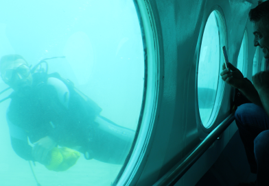 Ubåd i Alanya: Kom på eventyr med ubåden Nemo