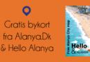 Gratis bykort fra Alanya.Dk og Hello Alanya