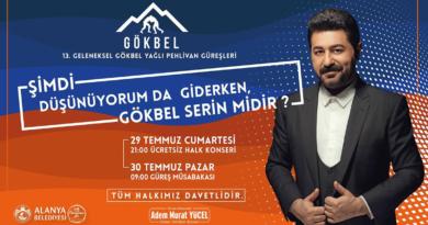 29-30 Juli: 13. Güres Oliebrydnings Festival i Gökbel