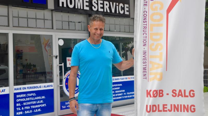 Dansk iværksætter: Manden bag Al Home service