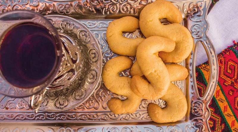 s kager, kager med s, tyrkiske opskrifter, tyrkiske kager, tyrkiske småakger, alanya mad, kager fra Tyrkiet