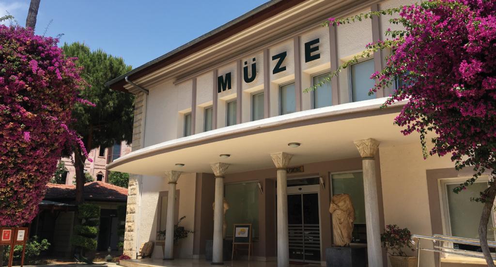Alanya museum, museum alanya,