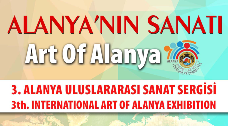 3. Internationale kunst udstilling i Alanya