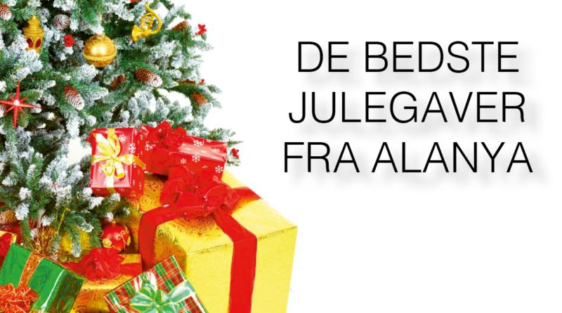 Julegaver i alanya, jul i alanya, gode gaver fra alanya