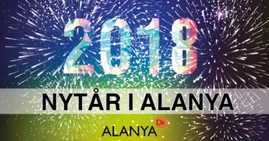 nytår i alanya, new year alanya, alanya nytårmenu,