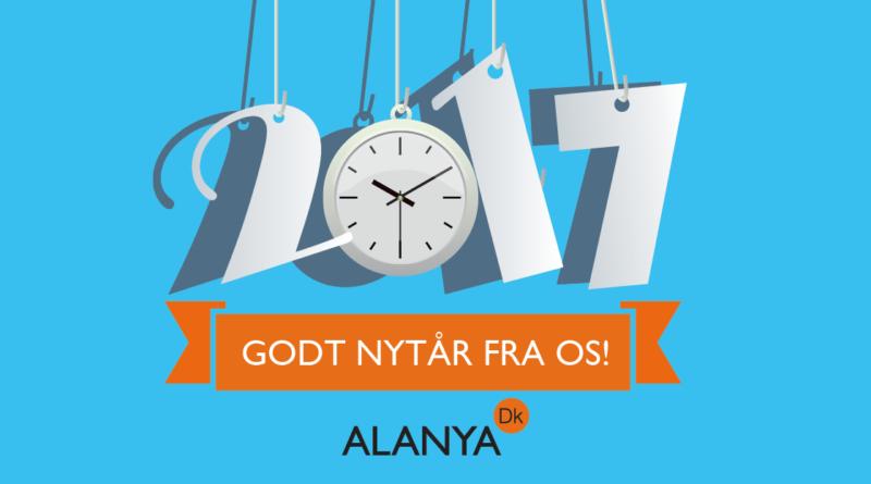 Året der gik i Alanya 2017