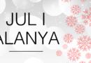Alanya, jul i alanya, julemenu i Alanya