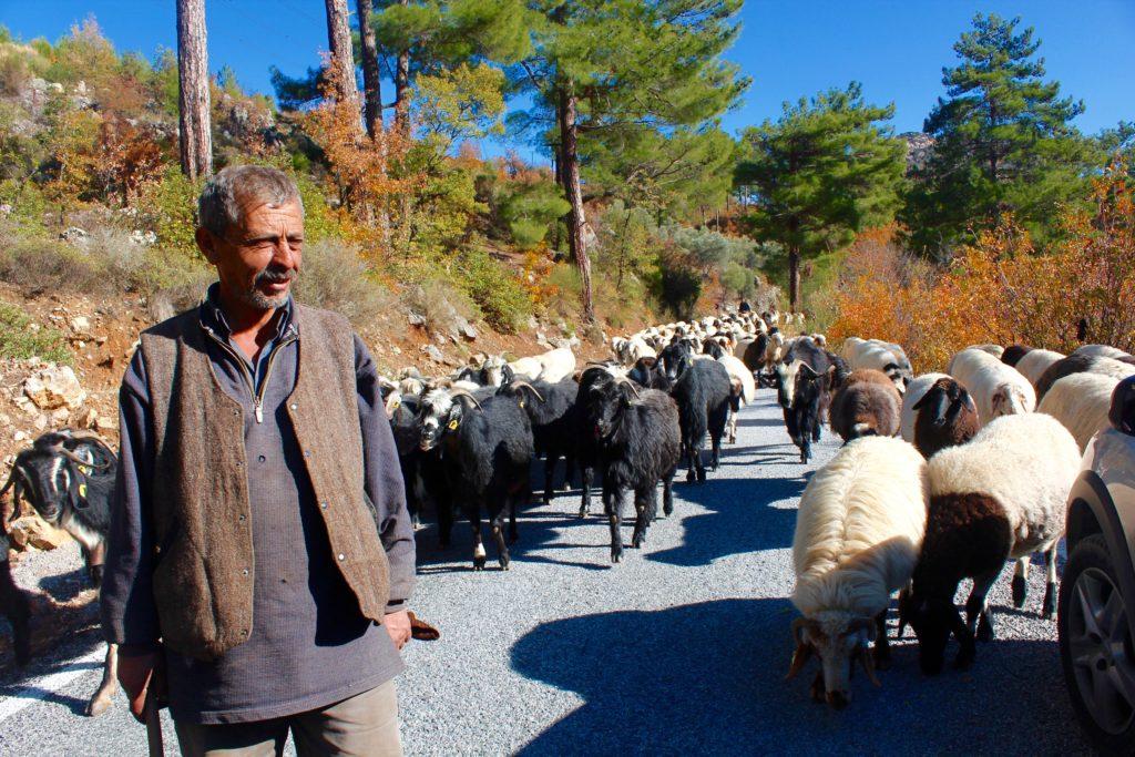 landsby tur, alanya bjerge, bjerge i alanya, oplevelser i alanya, alanya seværdigheder
