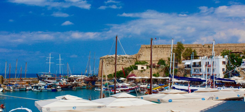 girne havnen, færge til girne, færge til kyrenia, alanya girne færge, båd fra alanya til nordcypern