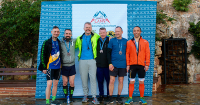 Alanya ultra marathon, marathon in alanya, sport i alanya