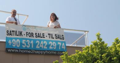 Home2happyhome, home service alanya, alanya homeservice, danske home service i Alanya, lise og kadir