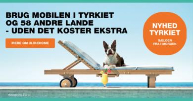 internet i Tyrkiet, roamingsafgift i tyrkiet, 3 fjerner roamingsafgift, gratis internet i Tyrkiet