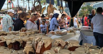 Alanya festival, alanya turism og kunst festival,