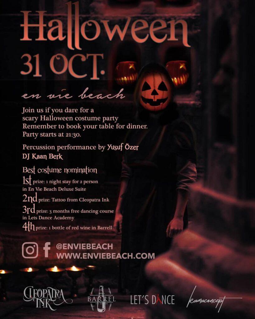 Halloween Alanya, Alanya Halloween,