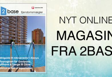 2base magasin, design af online magasin, magasin design, designer til online magasin, designer til interaktiv magasin