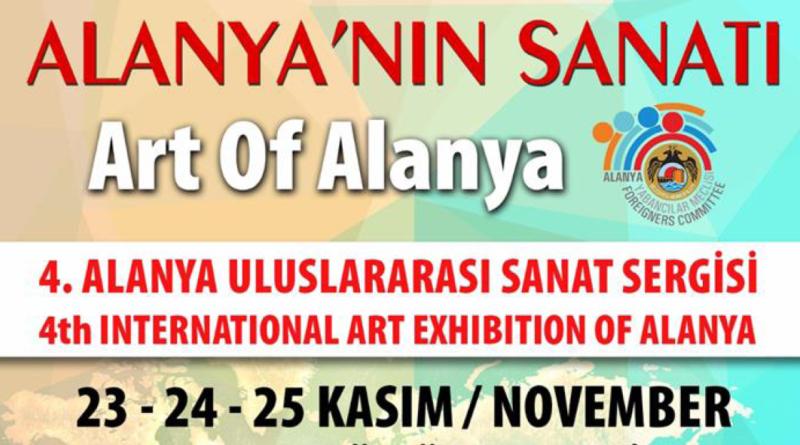 kunst udstilling alanya, alanya kunst udstilling,