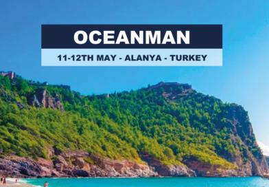11-12 maj: Oceanman i Alanya