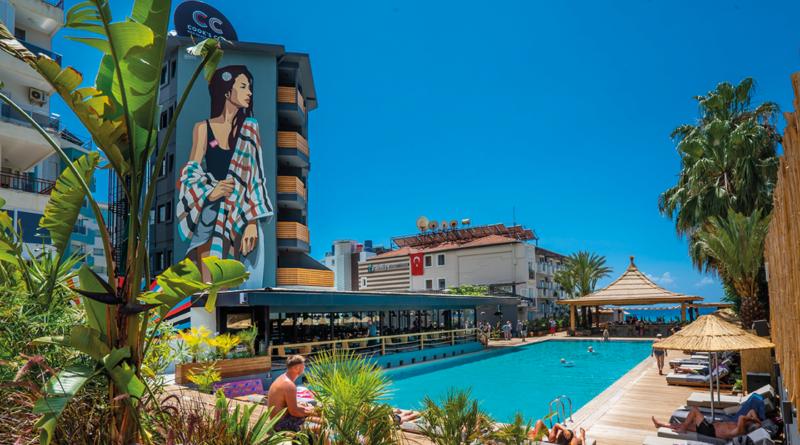 Cooks club alanya, hotel alanya, sunprime hotel alanya, sunpark hotel, strande i alanya, alanya strande, beach clubs alanya, Cooks club strans, hotel alanya, restaurant alanya