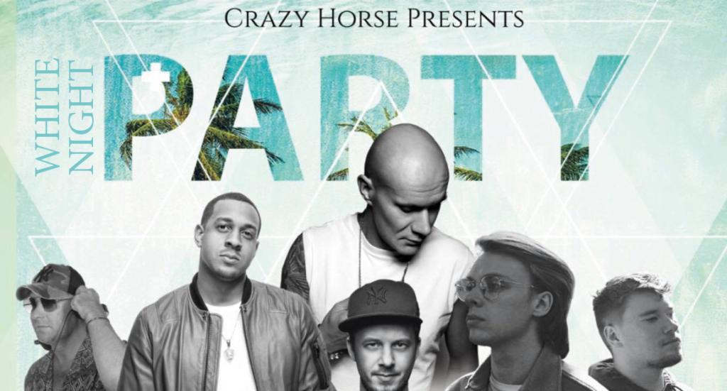 White night Alanya, alanya white night, begivenheder alanya, Crazy horse alanya, Juice and Friends Alanya