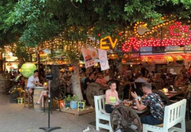 MV: Ev restaurant i Alanya
