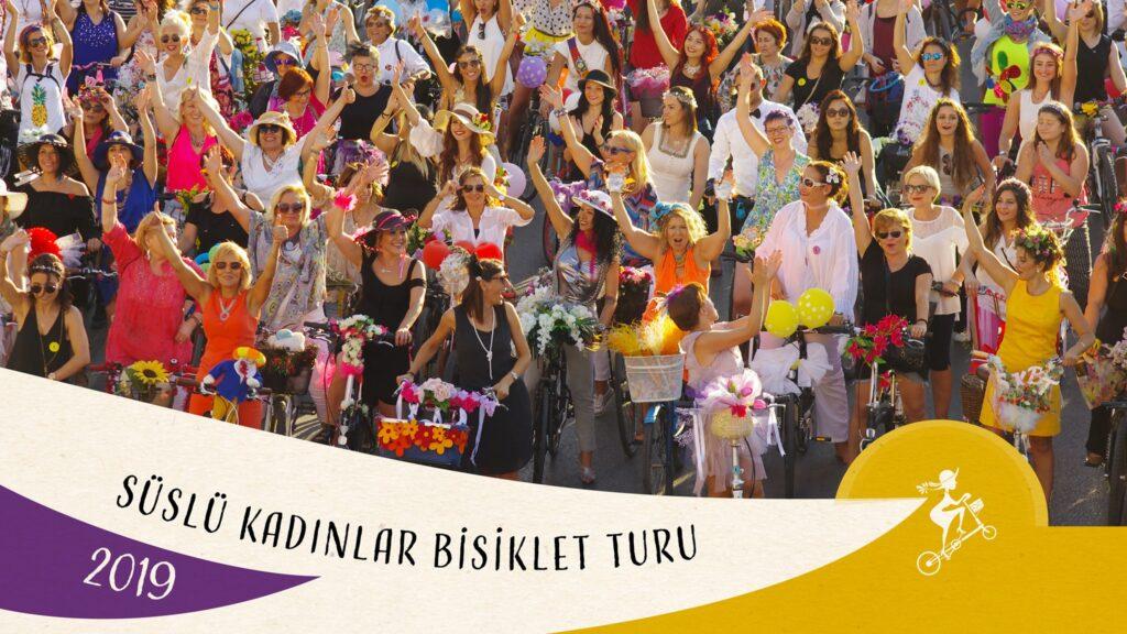 Fancy Women Bike ride, Alanya begivenheder, alanya oplevelser, oplevelser alanya, cykeltur alanya