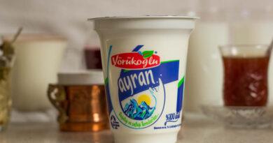 Ayran, tyrkiske drikkevare, ting du skal smage i Tyrkiet, Tyrkisk youghurt drik, saltet yoghurtdrik, sådan laver du ayran, hjemmelavet ayran, opskrift ayran, ayran opskrift, ayran, ayran tyrkiet